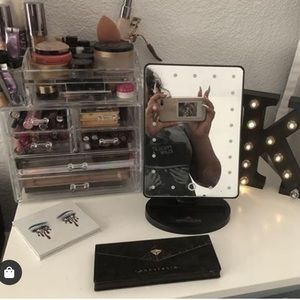 BLACK IMPRESSIONS VANITY MIRROR✨ TOUCH-SCREEN